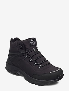 Felis Men's Mid DrymaxX Walking shoes - buty na wędrówki - black