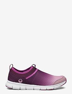 Lente 2 W leisure shoe - lage sneakers - raisin purple