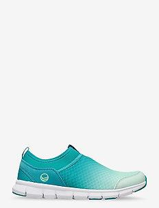 Lente 2 W leisure shoe - lage sneakers - tile blue