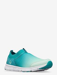 Lente 2 Women's Leisure Shoes - låga sneakers - tile blue