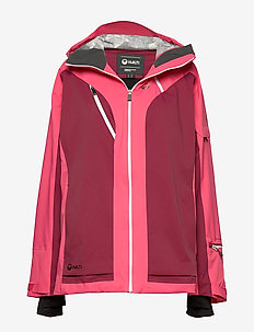 Podium Women's DX Ski Jacket - isolerande jackor - fuchsia purple
