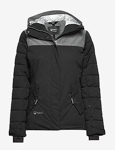Kilta Women's DX Ski Jacket - wandel- en regenjassen - black