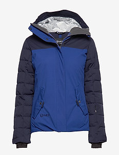 Kilta Women's DX Ski Jacket - down jackets - sodalite blue