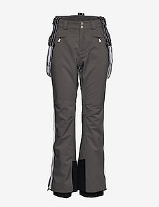 Podium Women's DX Ski Pants - insulated pants - granite grey