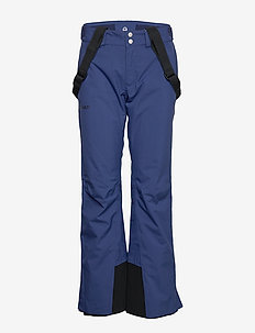 Puntti II Women's DX Ski Pants - insulated pants - blueprint
