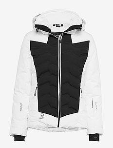 Tieva W Jacket - WHITE