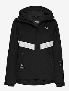 Kelo W Jacket - insulated jackets - black