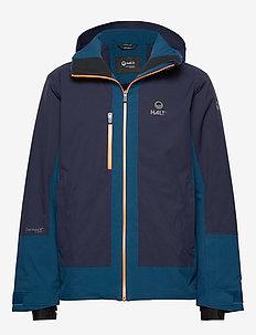 Podium II M Jacket - insulated jackets - blue opal