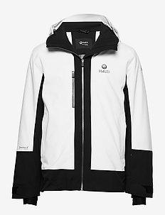 Podium II M Jacket - geïsoleerde jassen - white