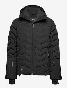 Tieva M Jacket - kurtki puchowe - black