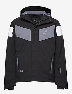 Kelo M Jacket - insulated jackets - black
