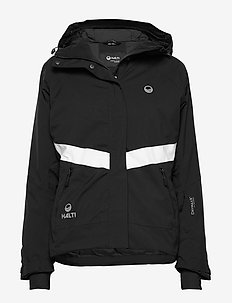 Kelo W+ DX ski jacket - isolerande jackor - black