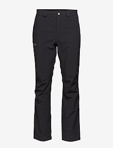 Vuoksi Men's Outdoor Pants - shell pants - black