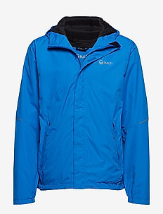 Caima M DX Shell Jacket - shell jackets - skydiver blue