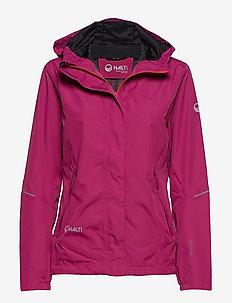Caima Women's DX Shell Jacket - WILD ASTER PURPLE