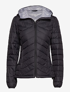 Huippu W Down Jacket - down jackets - black