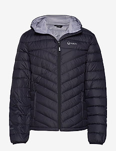 Huippu Men's Down Jacket - kurtki puchowe - black