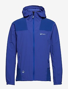 Pallas M Jacket - softshell jackets - power blue