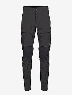 Pallas M Pants - softshell pants - anthracite grey