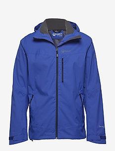 Immo M Jacket - shell jackets - power blue