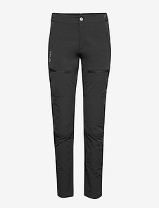 Pallas Women's Warm X-Stretch Pants - wandelbroeken - black