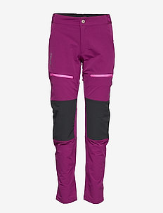 Pallas Women's Warm X-Stretch Pants - MAGENTA PURPLE