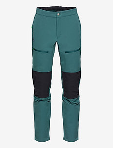 Pallas Men's Warm X-Stretch Pants - friluftsbukser - balsam green