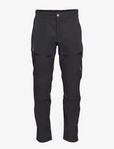 Pallas Men's Warm X-Stretch Pants - BLACK