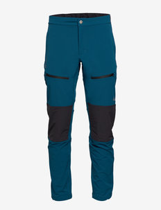 Pallas Men's Warm X-Stretch Pants - BLUE OPAL