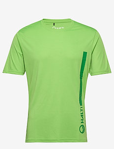 Lemi Fun Men's Training T-shirt - t-paidat - jasmine green