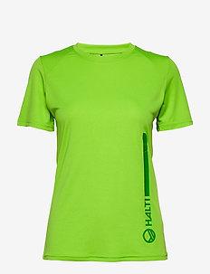 Lemi Fun Women's Training T-shirt - t-skjorter - jasmine green