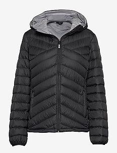 Huippu W + Jacket - BLACK