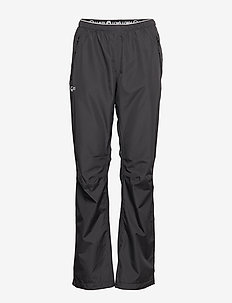 Caima Plus Size Women's DX Shell Pants - kuorihousut - black