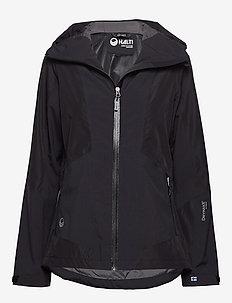 Vaara W Jacket - BLACK