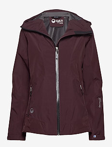 Vaara W Jacket - MULLED WINE