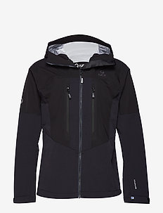 Pallas warm hybrid M Jacket - BLACK