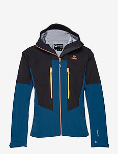 Pallas warm hybrid M Jacket - BLUE OPAL
