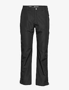Lainio M Pants - kuorihousut - black