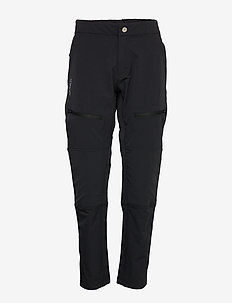 Pallas W+ warm X-stretch pants - BLACK