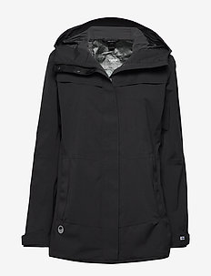 Hiker Next Generation Women's DrymaxX Shell Jacket - outdoor- & regenjacken - black