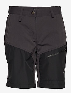 Hiker Women's Shorts - ulkoiluhousut - anthracite grey