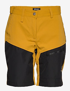 Hiker Women's Shorts - outdoor shorts - chai tea brown