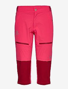 Pallas W X-stretch Capri - spodnie capri - azalea pink