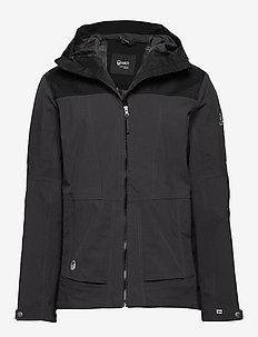 Hiker Men's DrymaxX outdoor jacket - jakker og regnjakker - anthracite grey
