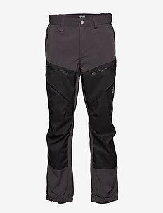 Hiker Men's outdoor pants - outdoor pants - anthracite grey