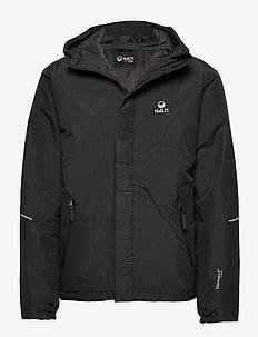 Caima Men's Warm DrymaxX Shell Jacket - jakker og regnjakker - black