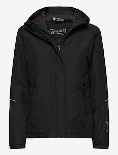 Caima Women's Warm DrymaxX Shell Jacket - wandel- en regenjassen - black