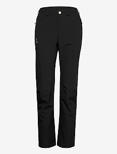 Leisti Recy W DX shell pants - pantalon de randonnée - black