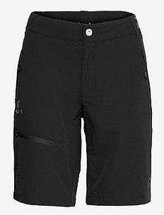 Pallas Women's X-stretch Lite Shorts - short de randonnée - black