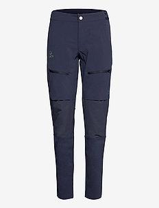 Pallas II Women's X-stretch Pants - ulkohousut - black iris blue